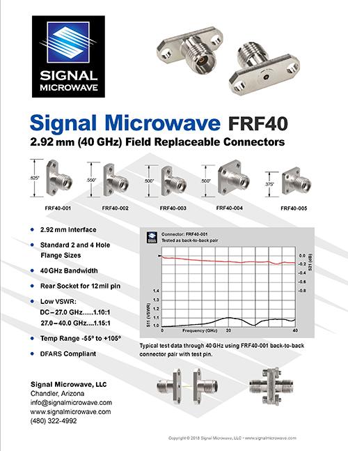 FRF40 Datasheet